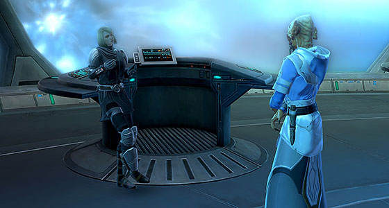 This Week in Aurebesh   That's no moon, that's a SWTOR blog!